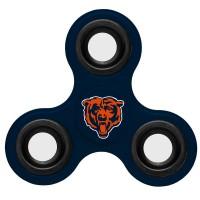 Chicago Bears 3-Way Fidget Spinner