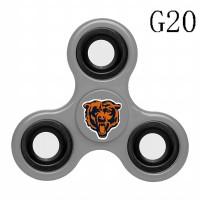 Chicago Bears 3-Way Fidget Spinner G20