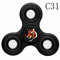 CINCINNATI BENGALS 3-Way Fidget Spinner C31