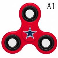Dallas Cowboys 3-Way Fidget Spinner A1