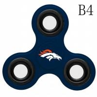 Denver Broncos 3-Way Fidget Spinner B4