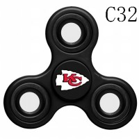 KANSAS CITY CHIEFS 3-Way Fidget Spinner C32