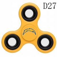 Los Angeles Chargers 3-Way Fidget Spinner D27
