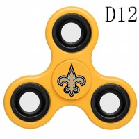 New Orleans Saints 3-Way Fidget Spinner D12
