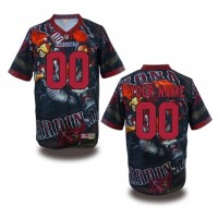 Arizona Cardinals NFL Customized Fanatic Version Jersey