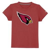 Arizona Cardinals Sideline Legend Authentic Logo Youth T-Shirt Red