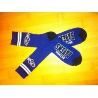 Baltimore Ravens Team Logo Blue NFL Socks