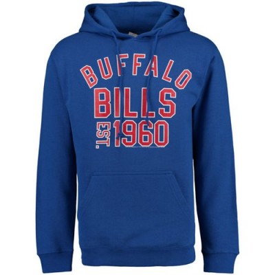 Buffalo Bills End Around Pullover Hoodie Royal