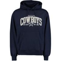Dallas Cowboys Kestrel Pullover Hoodie Navy