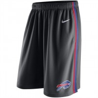 Men's Buffalo Bills Charcoal Epic Team Logo Shorts