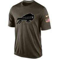 Men's Buffalo Bills Salute To Service Nike Dri-FIT T-Shirt
