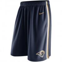 Men's Los Angeles Rams Navy Epic Team Logo Shorts