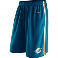 Men's Miami Dolphins Navy Epic Team Logo Shorts