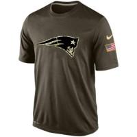 Men's New England Patriots Salute To Service Nike Dri-FIT T-Shirt