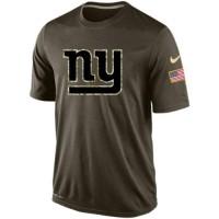 Men's New York Giants Salute To Service Nike Dri-FIT T-Shirt