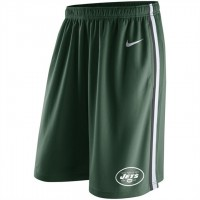 Men's New York Jets Green Epic Team Logo Shorts