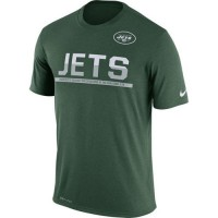 Men's New York Jets Nike Practice Legend Performance T-Shirt Green