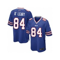 Men's Nike Buffalo Bills #84 Nick O'Leary Game Royal Blue Team Color NFL Jersey