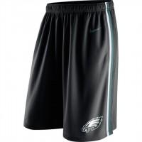 Men's Philadelphia Eagles Black Epic Team Logo Shorts