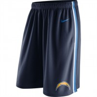 Men's San Diego Chargers Navy Epic Team Logo Shorts