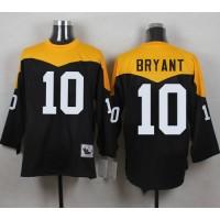 Mitchell And Ness 1967 Steelers #10 Martavis Bryant BlackYelllow Throwback Men's Stitched NFL Jersey