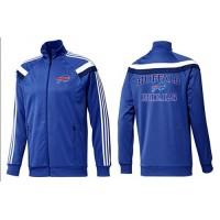 NFL Buffalo Bills Heart Jacket Blue_2