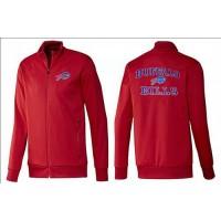 NFL Buffalo Bills Heart Jacket Red