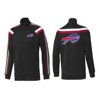 NFL Buffalo Bills Team Logo Jacket Black