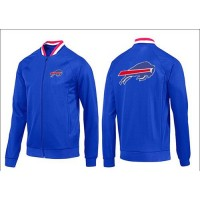 NFL Buffalo Bills Team Logo Jacket Blue_1