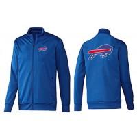 NFL Buffalo Bills Team Logo Jacket Blue_2