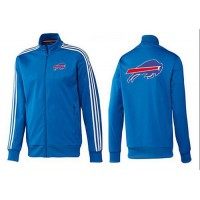 NFL Buffalo Bills Team Logo Jacket Blue_3