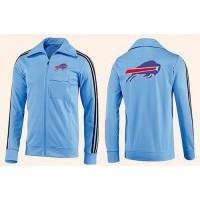 NFL Buffalo Bills Team Logo Jacket Light Blue