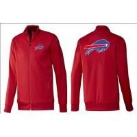 NFL Buffalo Bills Team Logo Jacket Red