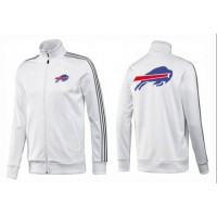 NFL Buffalo Bills Team Logo Jacket White