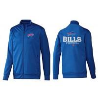 NFL Buffalo Bills Victory Jacket Blue_1