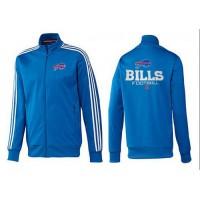 NFL Buffalo Bills Victory Jacket Blue_2