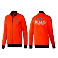 NFL Buffalo Bills Victory Jacket Orange