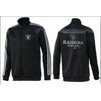 NFL Oakland Raiders Victory Jacket Black_2