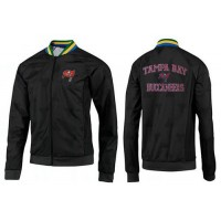 NFL Tampa Bay Buccaneers Heart Jacket Black