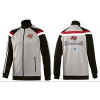 NFL Tampa Bay Buccaneers Victory Jacket Grey