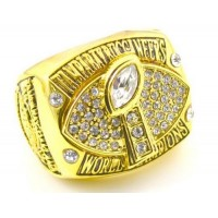 NFL Tampa Bay Buccaneers World Champions Gold Ring_2