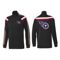 NFL Tennessee Titans Team Logo Jacket Black_1