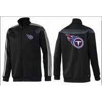 NFL Tennessee Titans Team Logo Jacket Black_2
