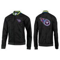 NFL Tennessee Titans Team Logo Jacket Black_3