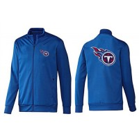 NFL Tennessee Titans Team Logo Jacket Blue_1