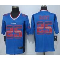Nike Bills #25 LeSean McCoy Royal Blue Team Color Men's Stitched NFL Limited Strobe Jersey