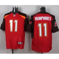 Nike Buccaneers #11 Adam Humphries Red Team Color Men's Stitched NFL New Elite Jersey