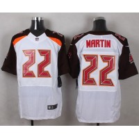 Nike Buccaneers #22 Doug Martin White Men's Stitched NFL New Elite Jersey