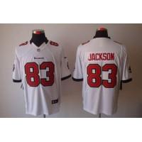 Nike Buccaneers #83 Vincent Jackson White Men's Stitched NFL Limited Jersey