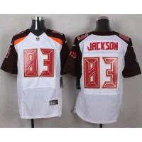 Nike Buccaneers #83 Vincent Jackson White Men's Stitched NFL New Elite Jersey